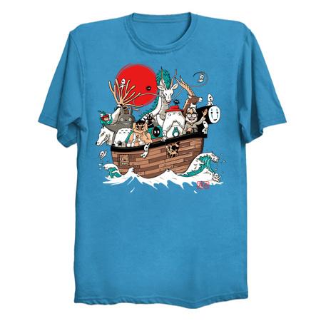 Ark's Miyazaki T-Shirt