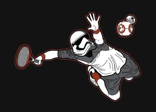 BB-Tennis - Star Wars Activewear
