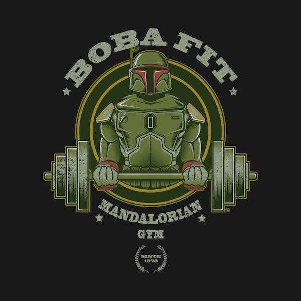 BOBA FIT T-Shirt
