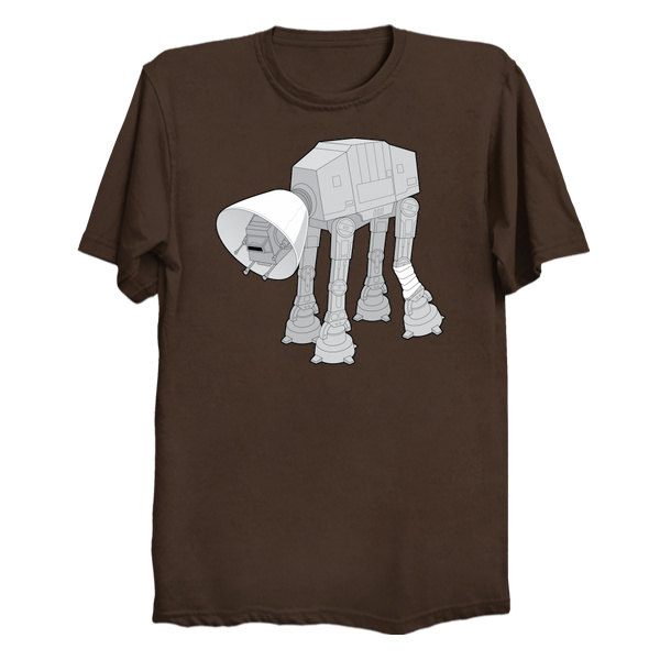Battle Damage - Funny Star Wars T-Shirt