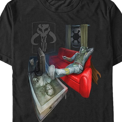 Carbonite Han Solo Coffee Table Tee