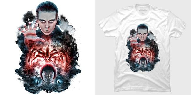 Closegate Stranger Things T-Shirts