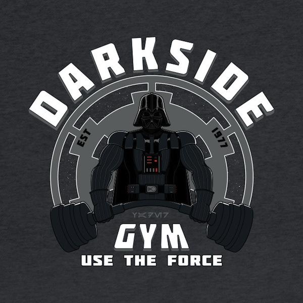 Darkside Gym T-Shirt