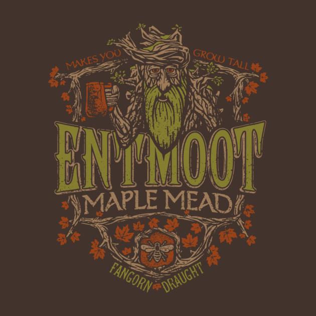Entmoot Maple Mead Tees