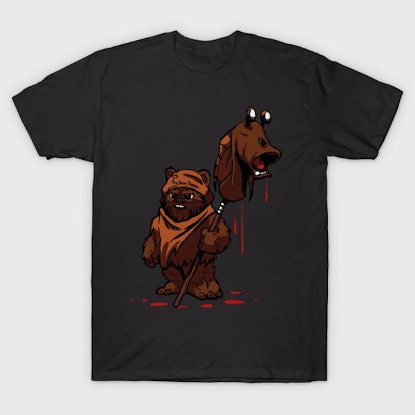 Ewok's Revenge T-Shirt