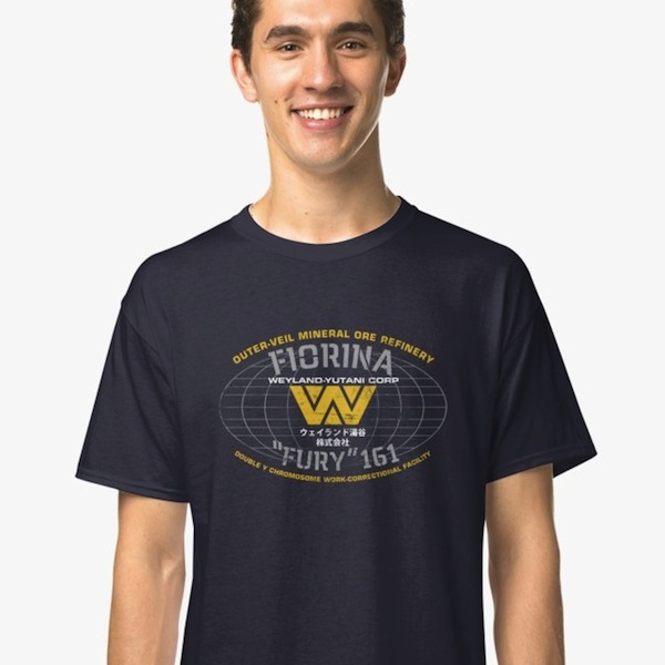 Fiorina Fury 161 T-Shirt