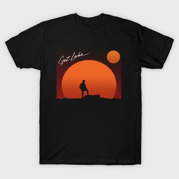 Get Luke - Star Wars Parody T-Shirt