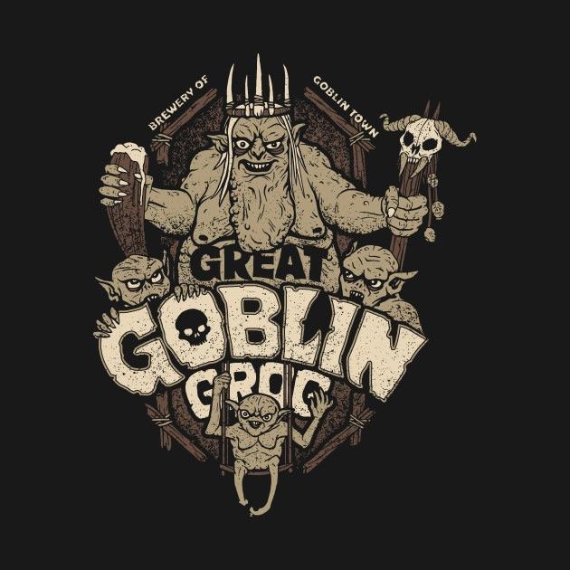 Great Goblin Grog T-Shirts