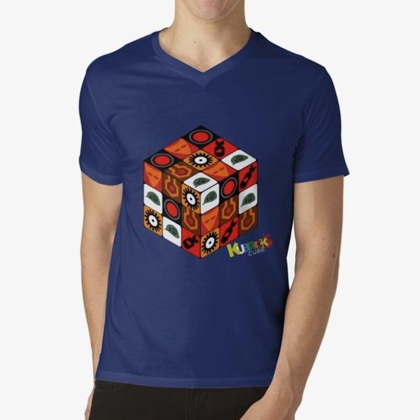 Kubrick Cube Tees