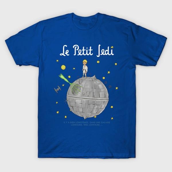 Le Petit Jedi – Luke T-Shirts