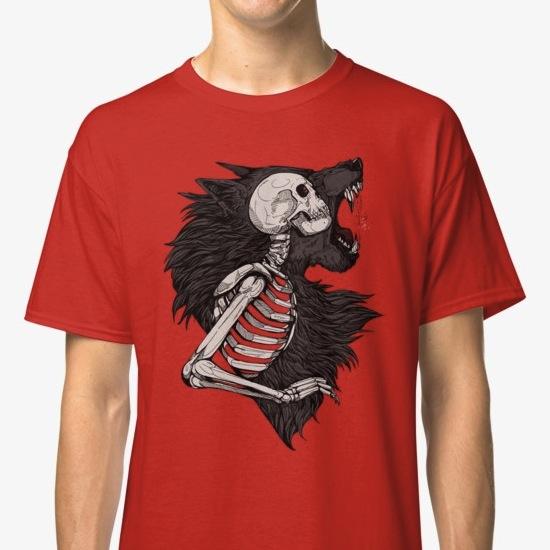 Lilith's Brethren - Skull T-Shirts