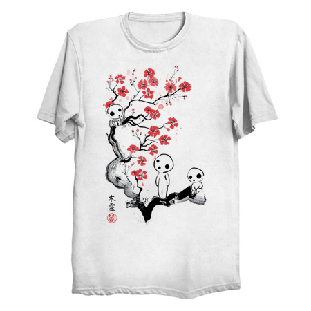 Little forest spirits T-Shirt