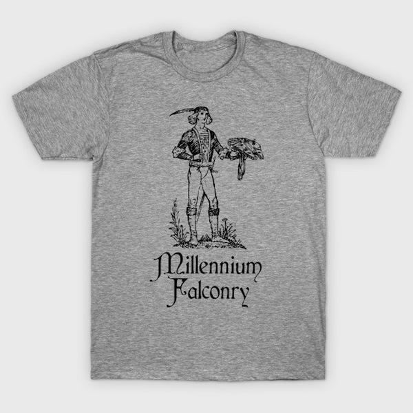 Millennium Falconry T-Shirt