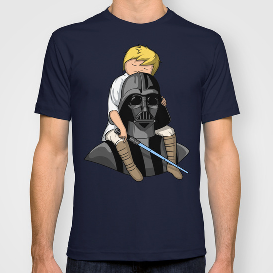 Number One Dad (Vader) T-Shirt