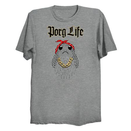 Porg Life - Star Wars Tee
