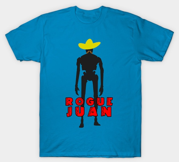 Rogue Juan Funny Star Wars Shirt
