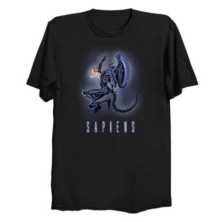 Sapiens T-Shirts