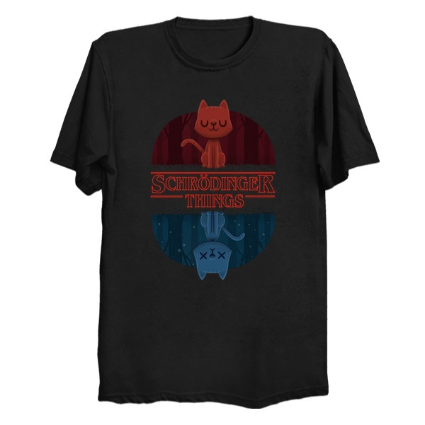 Schrodinger Things T-Shirt