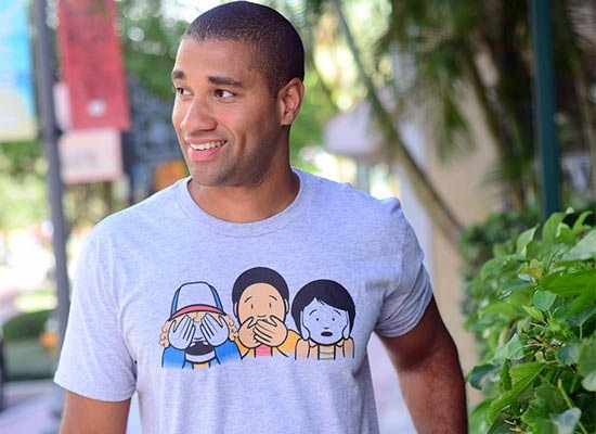See No Strange T-Shirts