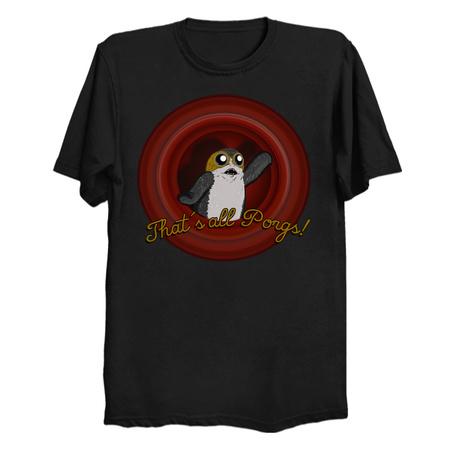 That's All Porgs T-Shirt