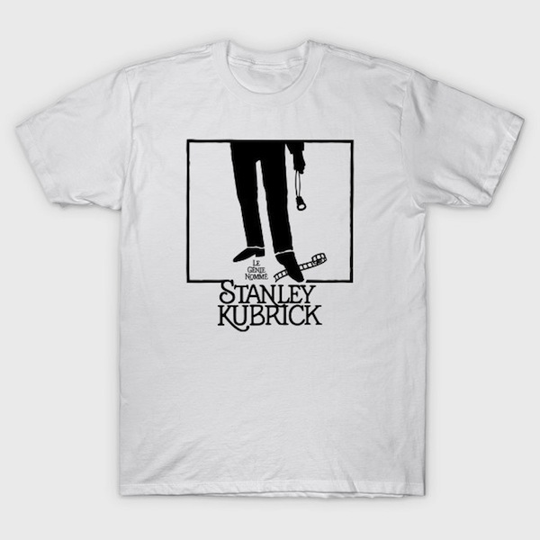 The Genius Named - Kubrick T-Shirts