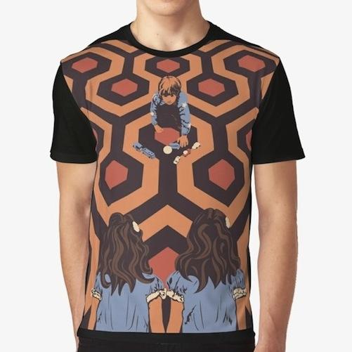 The Shining Room 237 - Kubrick T-Shirts