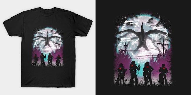 Theres Something Strange T-Shirt