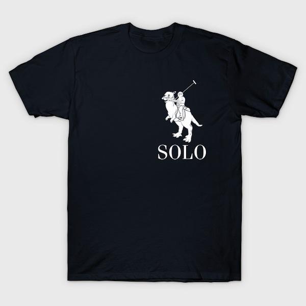 solo - Star Wars Activewear Apparel