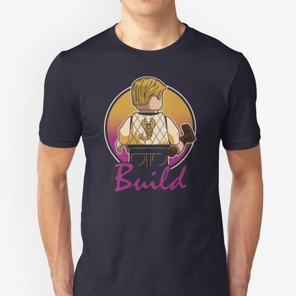 A Real Mini Hero Slim Fit T-Shirt