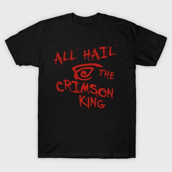 All Hail the Crimson King – Dark Tower T-Shirts