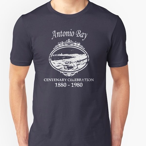 Antonio Bay Centenary Tees