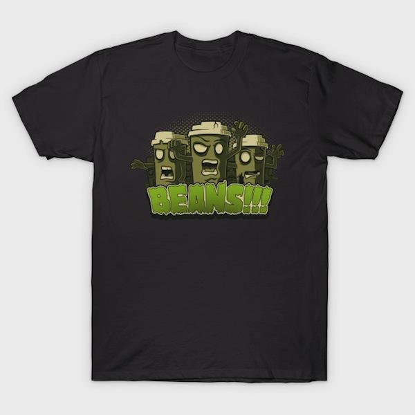 BEANS! T-Shirt