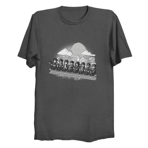 Brick workers T-Shirt