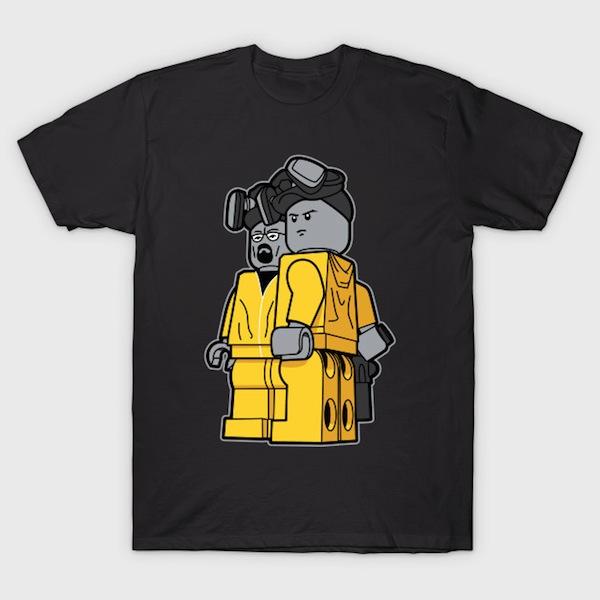Bricking Bad Lego T-Shirts