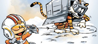 CALVIN AND HOBBES Tee Gallery