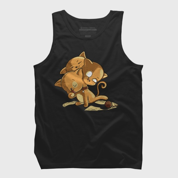 Cerberus - Cat T-Shirts and Tanks