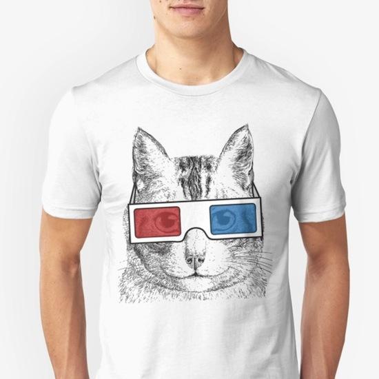 Cat Geek Shirt