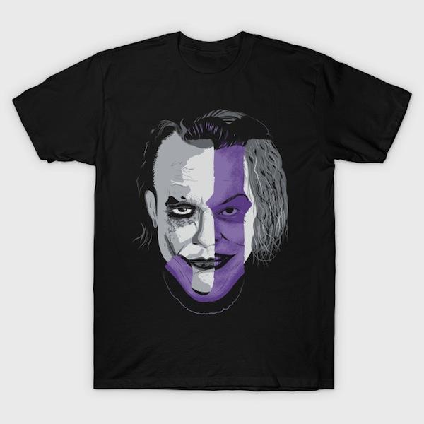 Clowns of Future Past - Heath T-Shirt