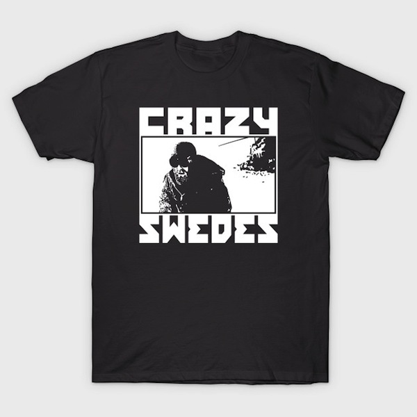 Crazy Swedes T-Shirts