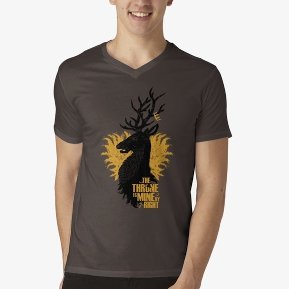 Crowned Stag - GoT Apparel