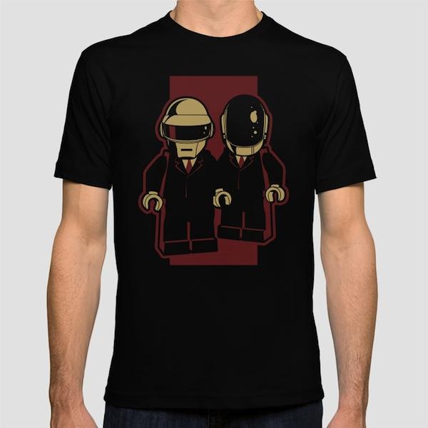 Daft Block T-Shirts