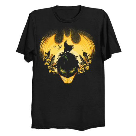Dark Knightmare Joker Tee