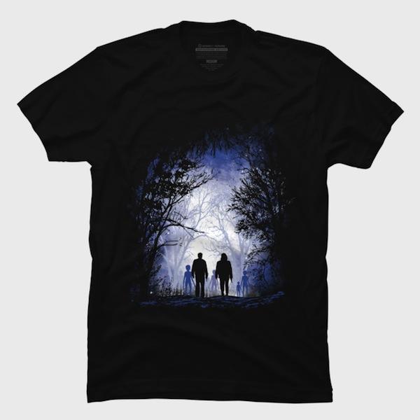 Dead End X-Files T-Shirts