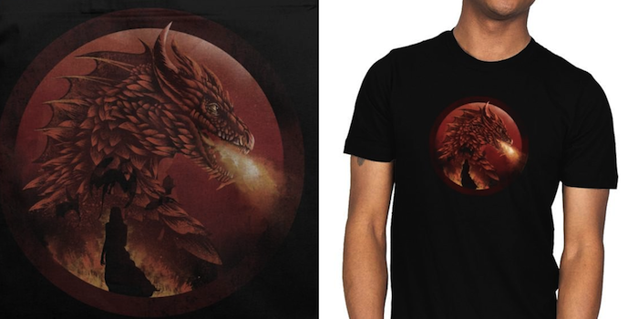 Dragonstone - Game of Thrones T-Shirts