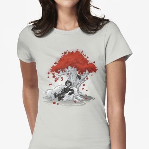 Dreaming of a Quiet Winter - Jon Snow T-Shirt
