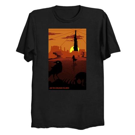 Gunslinger followed T-Shirts