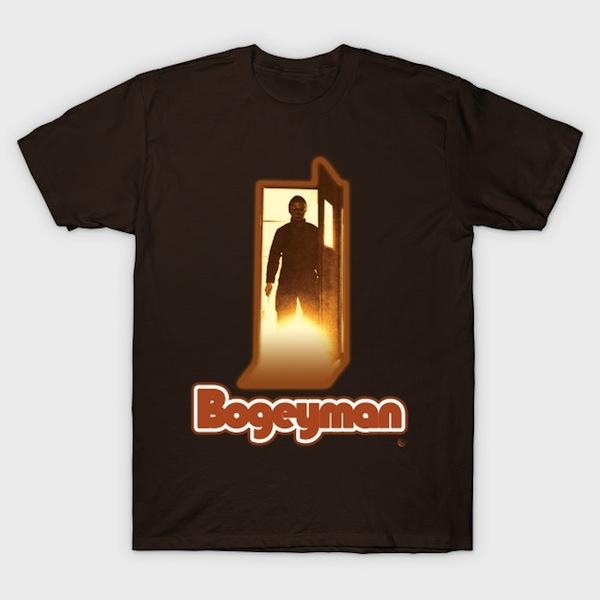 Halloween II Bogeyman T-Shirts