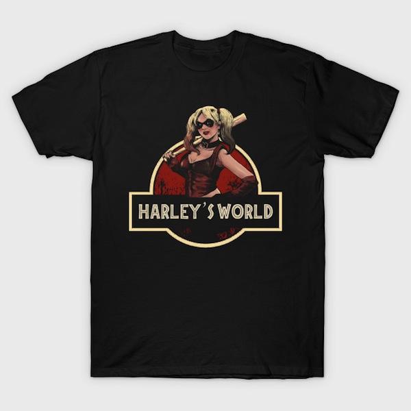 Harley's World T-Shirt