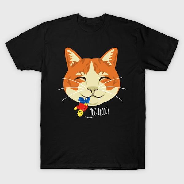 Hey, Leggo! T-Shirt