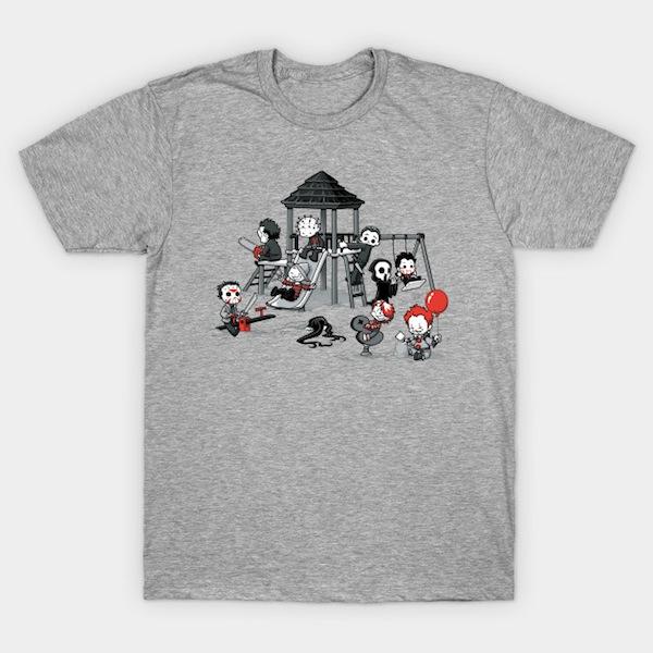 Horror Park T-Shirts